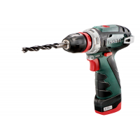 Шуруповерт METABO PowerMaxxBS Quick Basic (600156500)