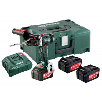 Шуруповерт METABO BS 18 LTX Impuls Set (602191960)