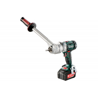 Шуруповерт METABO BS 18 LTX-X3 QUICK (602201500)