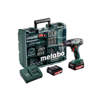 Шуруповерт METABO BS 14,4 Mobile Workshop (602206880)