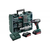 Шуруповерт METABO BS 18 Mobile Workshop (602207880)