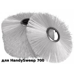 Комплект змінних щіток для TEXAS HandySweep 700 серії (14 шт.) (425514)