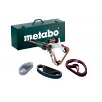 Стрічкова шліфувальна машина METABO RBE 15-180 Set (602243500)