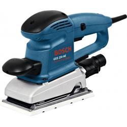 Вибрационная шлиф машина BOSCH GSS 230 AE Professional (0601292670)