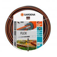 "Шланг GARDENA Flex 9х9, 3/4"", 50 м (18055-20.000.00)"