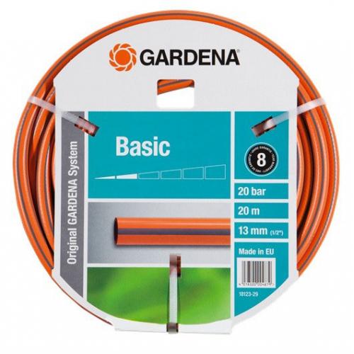 "Шланг GARDENA Basic 1/2""; 20 м (18123-29.000.00)"