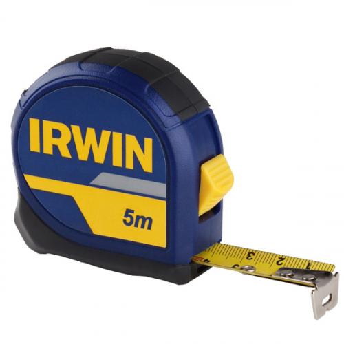 Рулетка профессиональная IRWIN 5м
