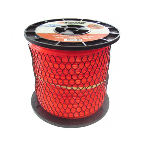 Жилка (тримерний корд) ECHO 3,3мм х 232м кругла (С6000038)