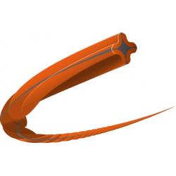 Жилка (тримерний корд) HUSQVARNA Whisper Twist 2,4мм х 77м (5976691-21)