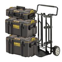 Комплект ящиків (3 шт) на візку DeWALT DWST83401-1